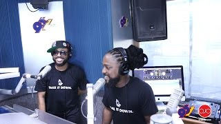 "Machel Montano & Dloxx Launch Their Message To Stop The Violence & Live In Love; ""Take It Down"""