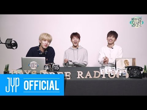 [DAY6's Free Radio Season 2] DJ Jae with WONPIL, DOWOON