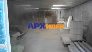 видео Оборудование для производства бетонных колец: особенности кессонов