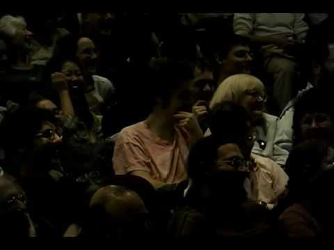 57th University of Chicago Hillel Latke-Hamantash Debate 2003 (Albert Madansky Part 2)