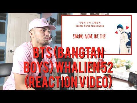 BTS (Bangtan Boys) Whalien 52 - (Reaction Video)