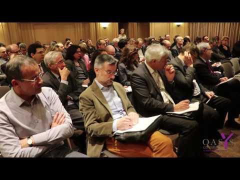 """Jerry Knock d'OasYs Consultants sur la conférence """"DAF à mi-carrière"""""""