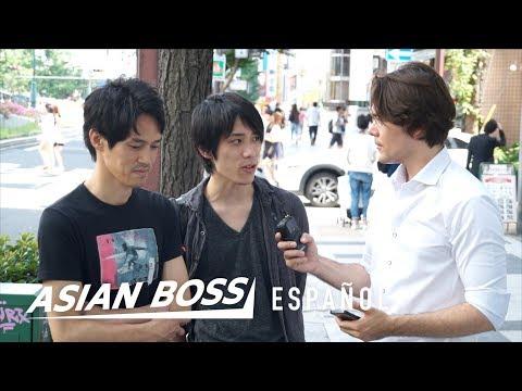 ¿Le gustan las chicas tontas a los hombres japoneses?  Asian Boss Español