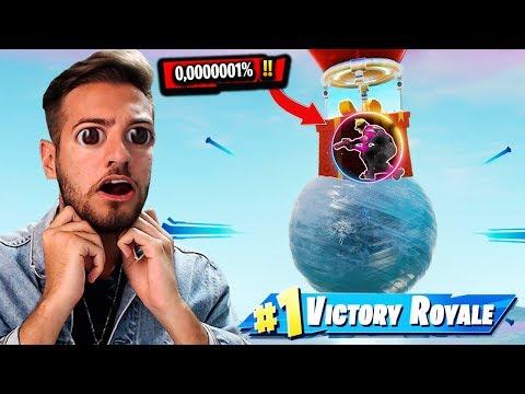 das passiert nur alle 1.000.000 Games in Fortnite !! 😱😱