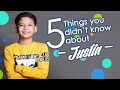 5 things you don't know about Justin Alva