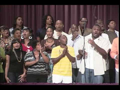 Bishop Darrell L. Hines & CFFC Choir Singing Refuge