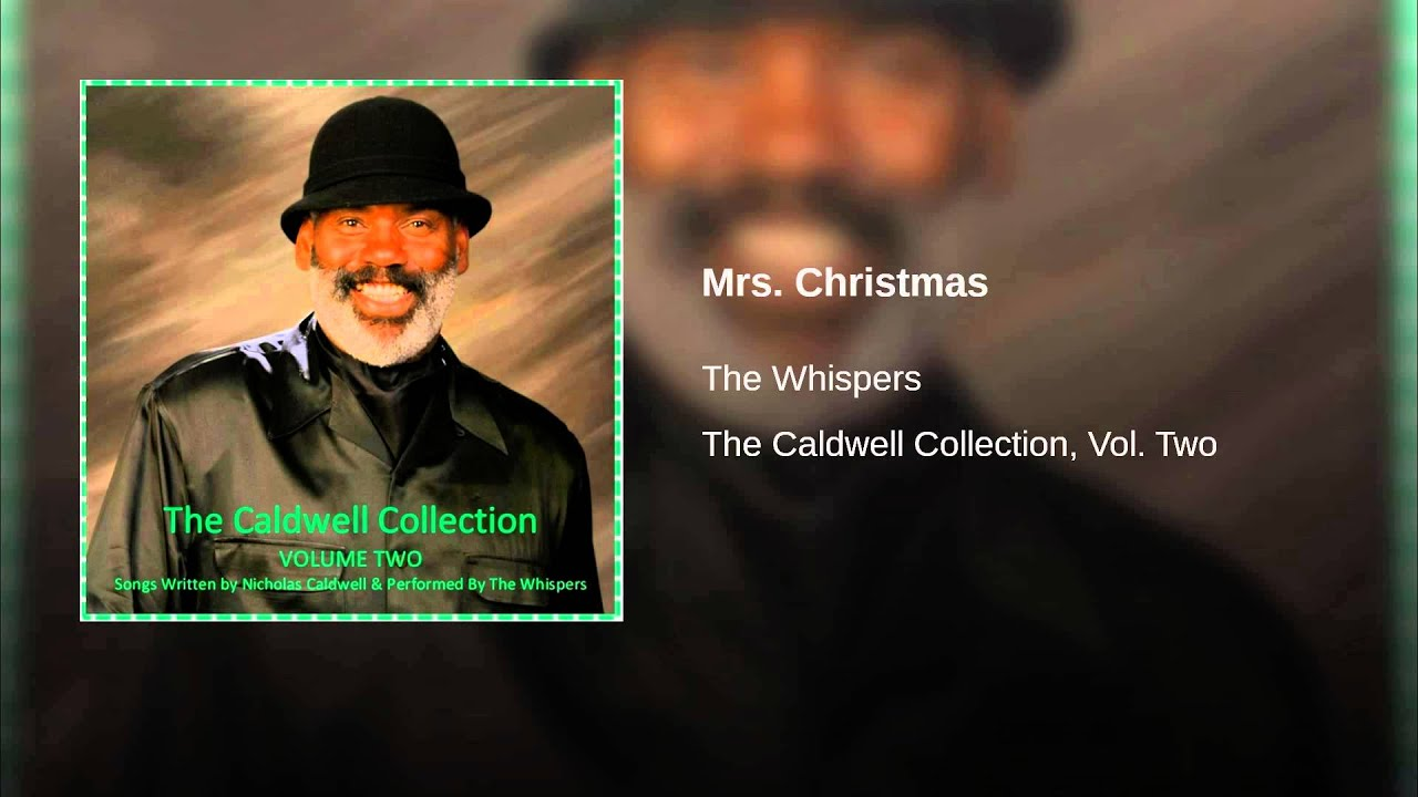 Mrs. Christmas - YouTube
