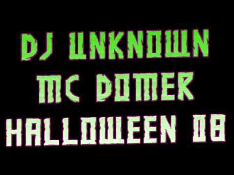 Dj Unknown Mc Domer Halloween 08 Uprising