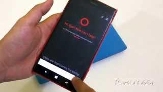 Cortana: Veja a assistente de voz da Microsoft funcionando no Windows Phone 8.1