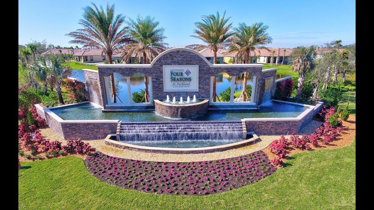 K  Hovnanian's® Four Seasons at Parkland in Parkland, FL