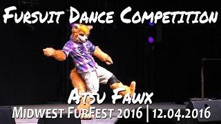 MFF 2016 Fursuit Dance Competition: Atsu Fawx