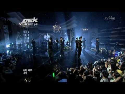 100614 NeWt0n Musi© Show SS501 Interview + Love Ya