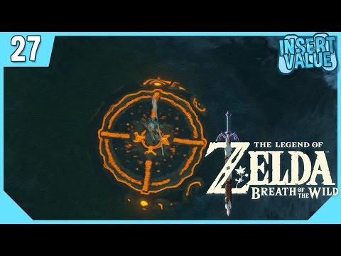 Zelda Breath of the Wild #27 Da-Kikiis-Schrein am Sela-Wasserfall & Schatz des Helden