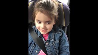 Rhianna Love on the Brain Cover Carpool Karaoke from the Car Seat