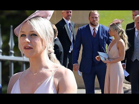 Chloe Madeley shares humorous snap of James Haskell atroyal wedding - 247 News