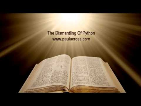 PYTHON-PRAYER