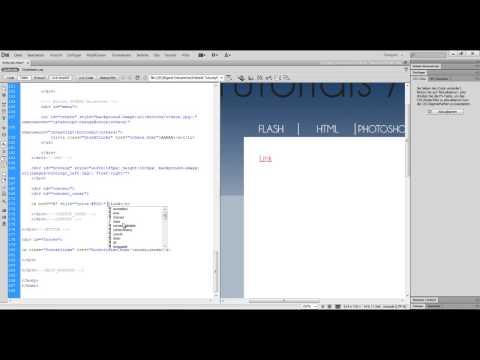 HTML/CSS Tutorial - Schreiben Von Klassen
