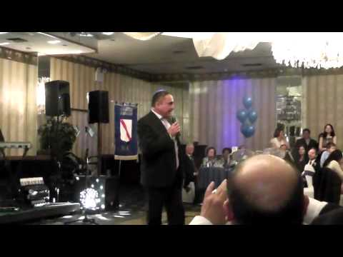 WN - roberto milanese at maestros catering in the bronx with ciro ...