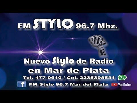 Programación de FM Stylo 96.7 Mar del Plata