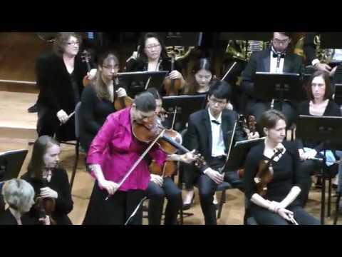 Berlioz  Harold in Italy 1st mvmt  Kim Kashkashian viola
