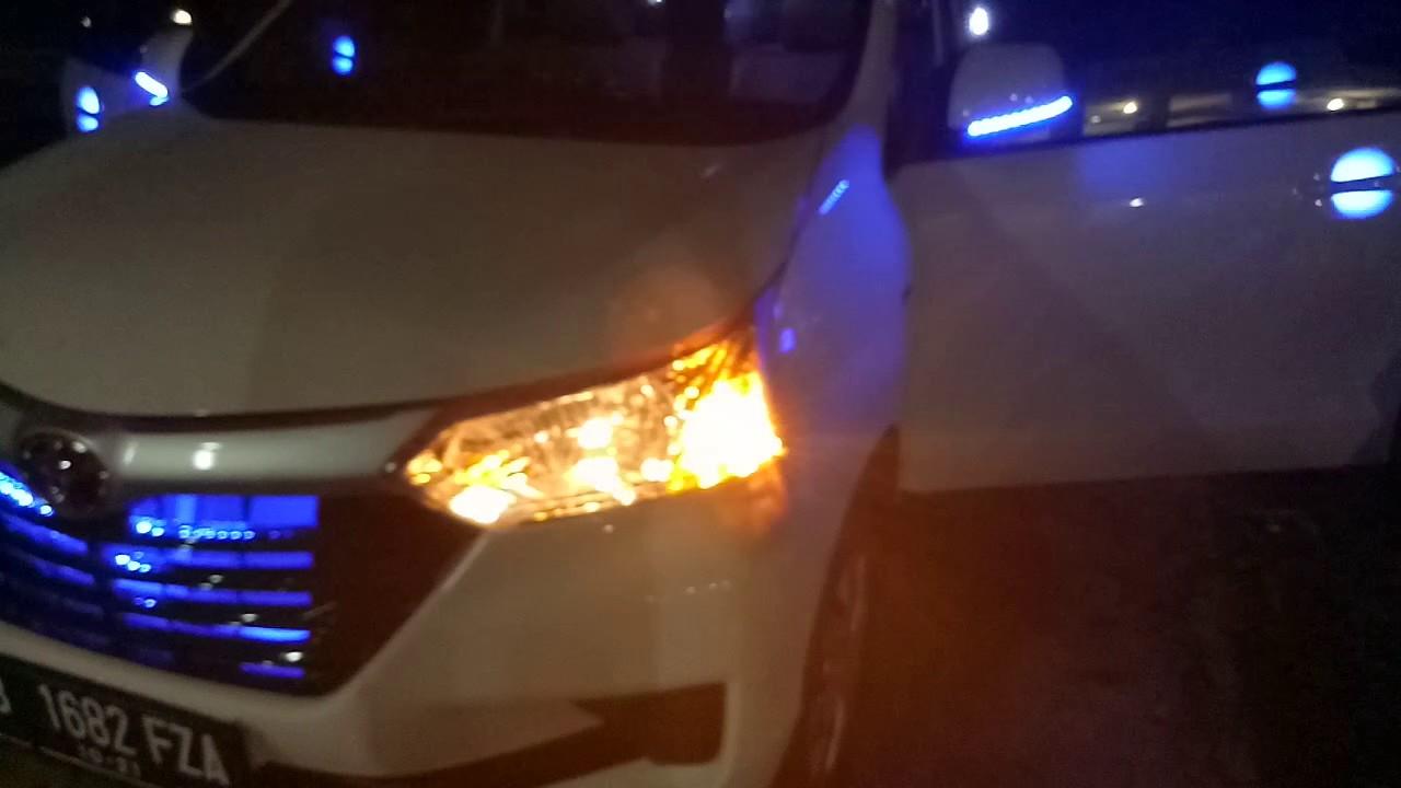 Uji Tabrak Grand New Avanza Modifikasi 2018 Mnjdikan Type E Mnjadi Elegant Brkesan Mewah