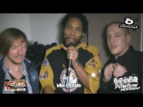 PUM PUM POWER @ SALON LE BOUQUET - POWPOW MOVEMENT INTERVIEW