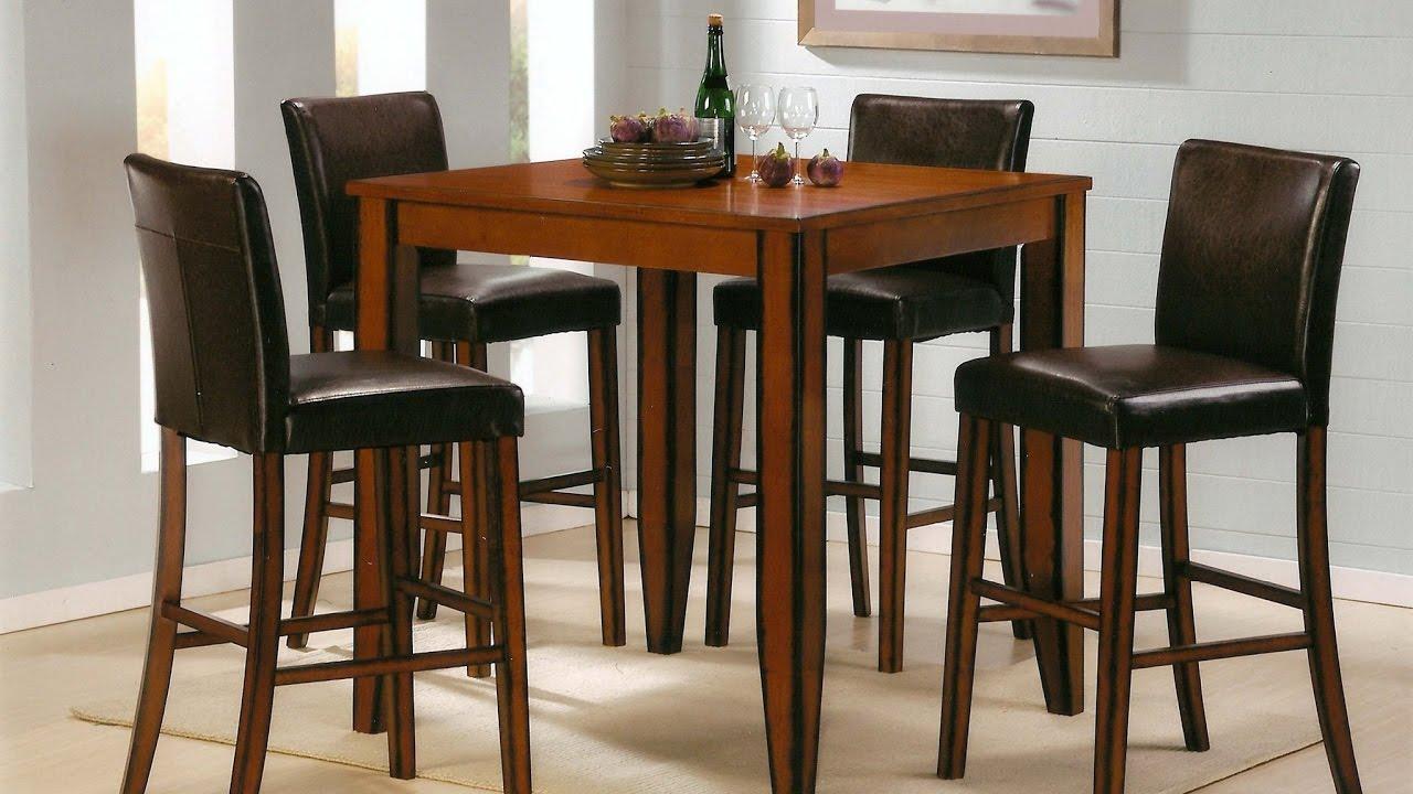 Magnificent Tall Bistro Table For Minimalist Home Decor