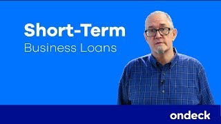 Short-Term Loans for Small Business