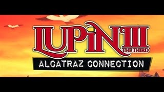 Lupin the Third Alcatraz Connection DVD Unboxing