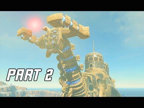The Legend of Zelda Breath of the Wild Champions' Ballad Walkthrough Part 2 (Expansion Pass 2 DLC)