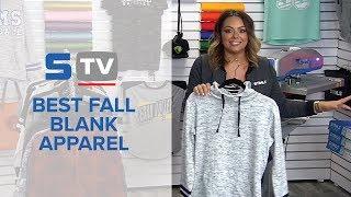 Best Fall Blank Apparel
