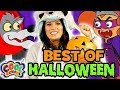 BEST OF HALLOWEEN! 🎃Spooky Stories with Ms. Booksy, Drew Pendous and MORE 🎃Cartoons for Kids