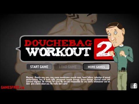 GET BIG | GET | MASS  Ultimate Douchebag Workout 2! Pt. 1
