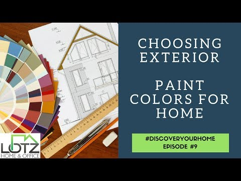Choosing Exterior Paint Colors for Home   Naperville Painting Contractors