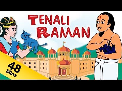 Tenali Raman Stories In English | Tenali Raman Stories Collection In English For Kids