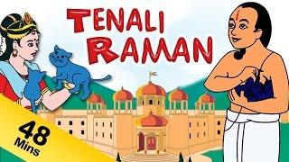 Tenali Raman Stories in English   Tenali Raman Stories Collection in English For Kids