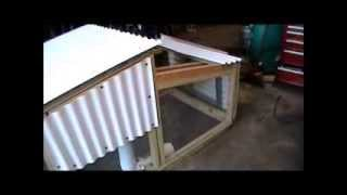 Diy Build A Chicken Tractor Step By Step