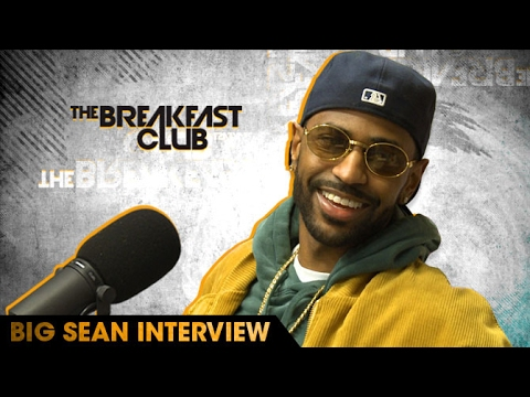 Big Sean Talks 'I Decided', Working With...