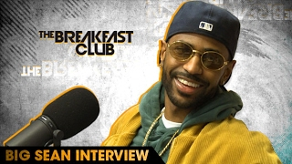 Big Sean Talks 'I Decided', Working With Eminem, Jhené Aiko & Claiming The GOAT Title thumbnail