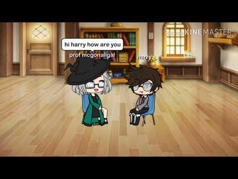 Gachalife:Harry And Draco Gay Life Story 13+