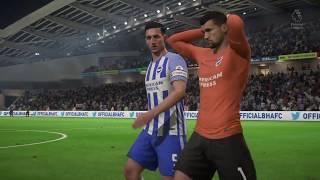 Premier League | Brighton - Manchester United | FIFA 18
