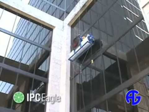 Ipc Eagle Quot High Rise Quot Window Cleaning System Youtube
