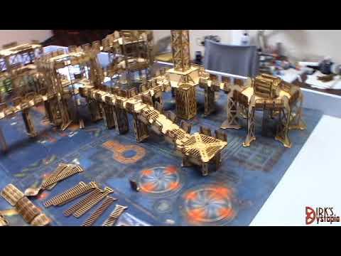 TTCombat Industrial Hive Review
