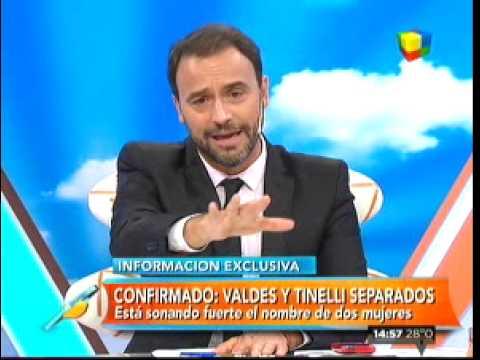 La visita secreta de Marcelo Tinelli a la Quinta de Olivos antes de su viaje a Europa