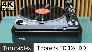 Thorens TD 124 DD - 전설의 부활 토렌스…