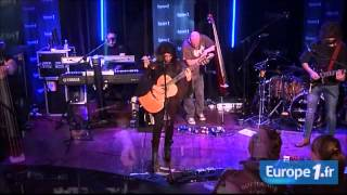 Katie Melua - The one I love is gone (live at Europe 1)