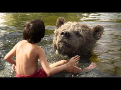 """Bare Necessities"" Clip - Disney's The Jungle Book"