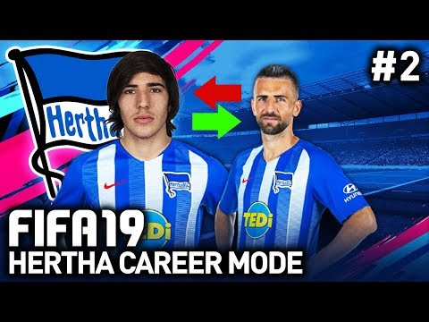 THE NEXT ANDREA PIRLO! | HERTHA CAREER MODE #2