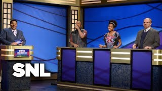 Black Jeopardy - Saturday Night Live...