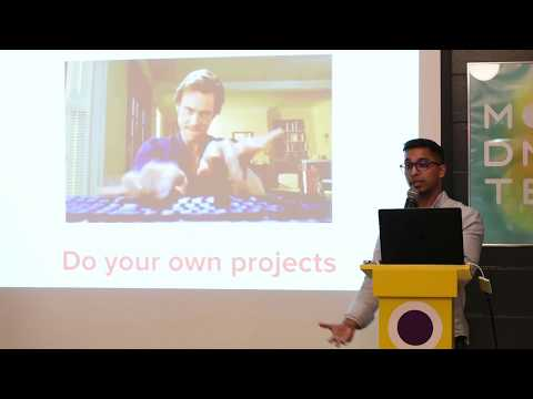Breaking into tech: Product Manager - Mujahid Ali (1/3)